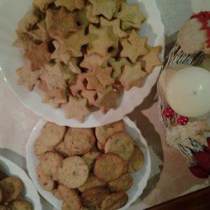 Cukríky a sušienky