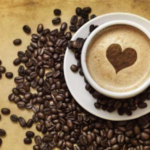 Reishi kávy