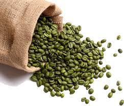 Zelené kávy