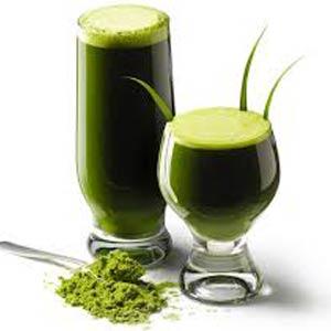 Zelené potraviny
